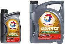 Моторное масло TOTAL QUARTZ 9000 FUTURE NFC 5W30 5L