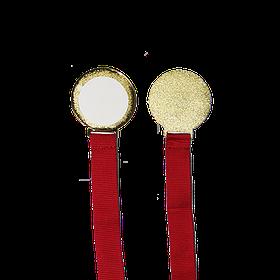 Медали металлические под сублимацию
