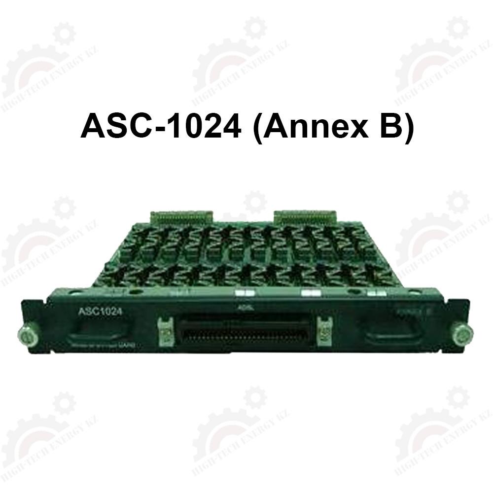24-портовый сплиттерный модуль ASC-1024 (Annex B)