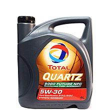Моторное масло TOTAL QUARTZ 9000 FUTURE NFC 5W30 4L