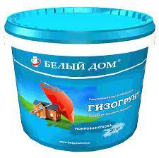 """Грунтовка гидроизоляционная """"Гизогрунт"""" 3 кг/ БЕЛЫЙ ДОМ"""
