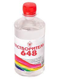Растворитель 648  0,5 л