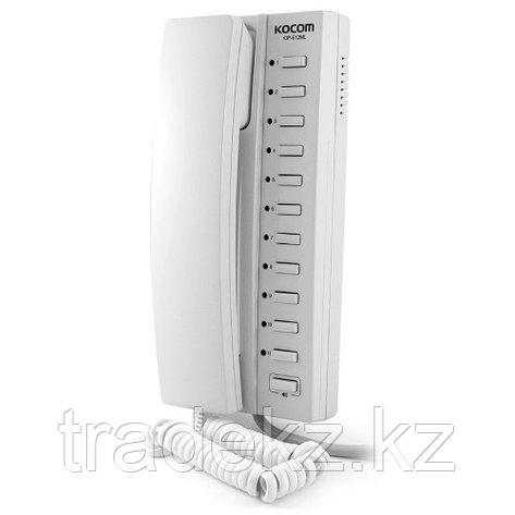 Переговорное устройство селекторной связи Kocom KIP-612ML, фото 2