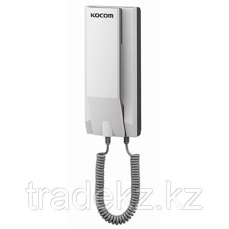 Абонентская трубка селекторной связи Kocom KIP-300, фото 2