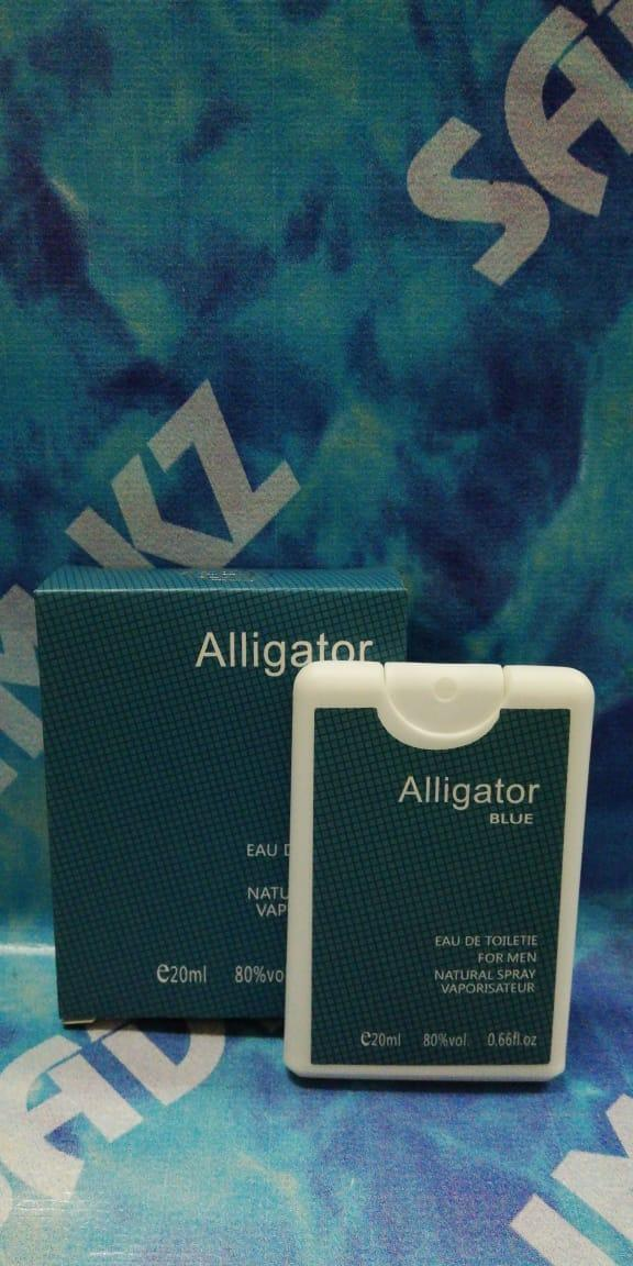 Alligator Blue (20 мг) - Пробник