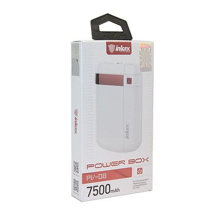 Внешний аккумулятор Power Bank Inkax PV-08 7500 Mah, фото 2
