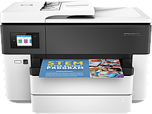 HP Y0S19A МФУ струйное цветное OfficeJet Pro 7730 формат А3