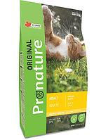 Pronature Original NEW Сухой корм для кошек на основе мяса курицы 20 кг