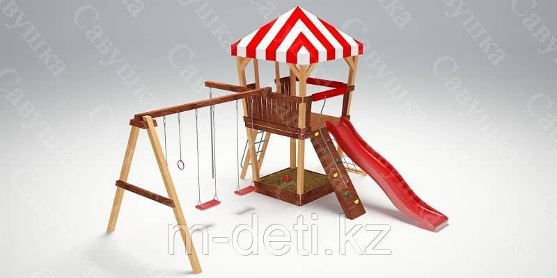 Детская площадка Савушка - 12