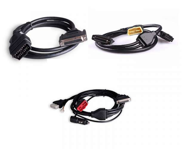 N04092 Комплект кабелей для MUT 3 (грузовые)