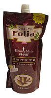 Маска для волос Золотая Фолия Folia