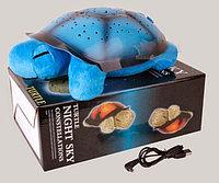 Ночник «Черепашка музыкальная» качество 100% (Turtle Night Sky)