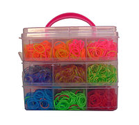 Набор для плетения Loom Bands Box
