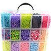 Силиконовые резинки для плетения браслетов