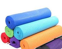 Коврик для йоги с чехлом (йогамат) 7 мм