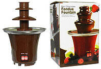 """Шоколадный фонтан фондю мини """"Chocolate Fondue Fountain mini"""""""