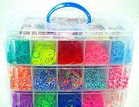 Набор для плетения резиночек Loom Bands №4