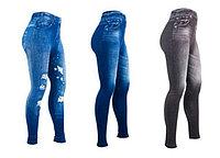 Леггинсы утягивающие Slim N Lift Caresse Jeans