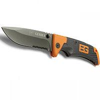 Нож Gerber 02 с серрейтором