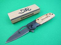 Нож туристический Browning X 28