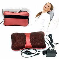 Подушка массажер для шеи и тела с прогреванием CHM-8018