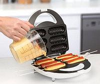 Электрическая сосисочница Galaxy, прибор для приготовления сосисок в тесте