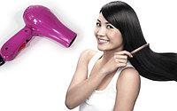 Компактный дорожный фен для волос Hair Dryer
