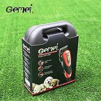 Машинка для стрижки собак и домашних животных Gemei GM 1023