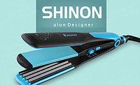 Выпрямитель для волос с пластинами для гофрирования SHINON SH-8089T