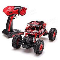 Машина радиоуправляемая JJRC Rock Crawler 1:18 4WD