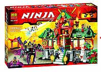 """Конструктор BELA серии """"Ninja/ниндзяго"""" - """"Битва за Ниндзяго Сити"""" 1223 деталей"""