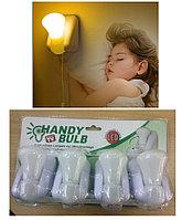 Handy Bulb набор беспроводных светодиодных ламп (4 шт.)