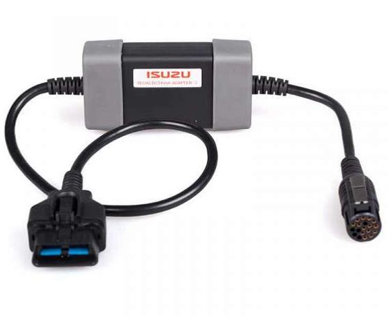 N00124 Isuzu 24v Tech2 адаптер тип II