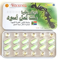 Препарат для потенции Африканский царь чёрных муравьёв