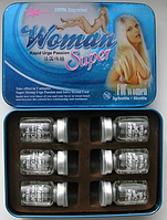 Капли женские возбуждающие Woman Super 1 бут. (3 мл.)