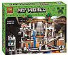 "Конструктор Bela My World (аналог Minecraft 21118 ""Шахта "") 926 детали"