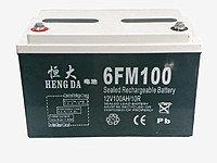 Аккумулятор на UPS 12В 100Ач