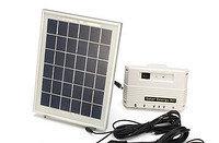 Портативная солнечная система освещения Solar Energy Kit