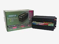 Инвертор GD POWER  2000 Вт с функцией зарядки и UPS