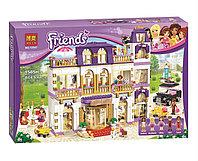 """Конструктор Bela """"Гранд-отель"""" 1585 деталей арт.10547 (аналог LEGO Friends 41101)"""