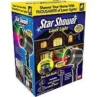 Лазерный звездный проектор на дом Star Shower Laser Light