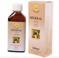 Hederal syrup, Сироп Гедерал от кашля 100мл