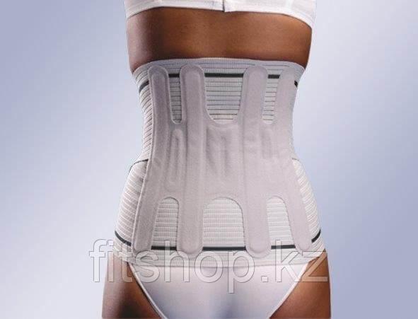 Высокий полужесткий бандаж для спины Orliman