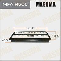 Фильтр воздушный Masuma MFA-H505 FOR HONDA Elysion RR-3 RR-4 Япония
