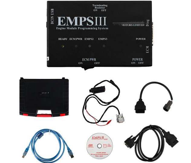 N04191 Дилерский сканер Isuzu EMPSIII