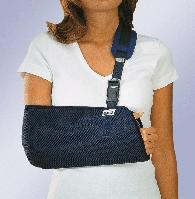 Бандаж для фиксации руки с поддержкой кисти Orliman