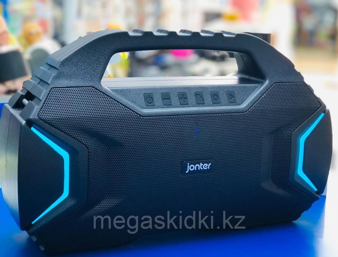 Колонка КАРАОКЕ с аккумулятором JONTER M100