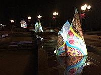 Изготовление МАФов, 3Д объектов в Алматы, Арт объекты в Алматы, Нурсултане, Туркестане, фото 1
