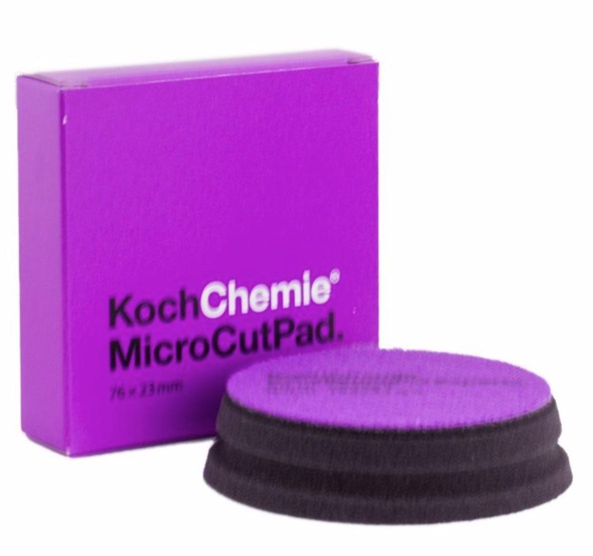 Антиголограмный мягкий финишный полировальный круг Micro Cut Pad (Ø 76мм)