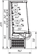 Пристенная горка Айсберг Айс-1,3 (вынос), фото 2